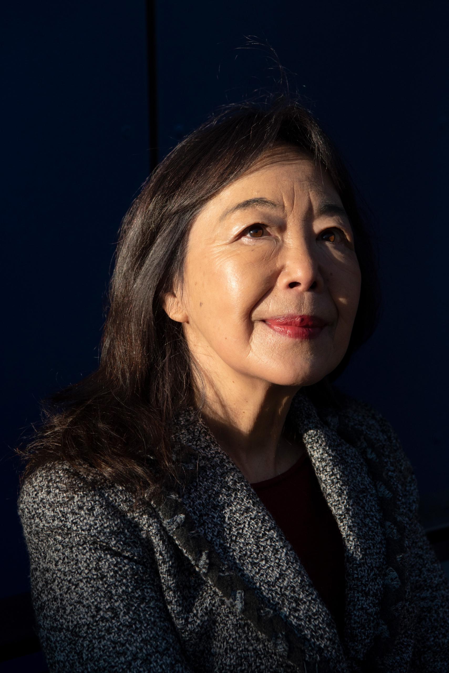 Mayako Kubo Portrait